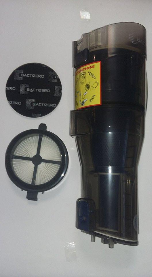 Ricambi Scopa Elettrica Hoover Synua.Contenitore Polvere E Filtri Hoover Synua Sa1140p Sy71