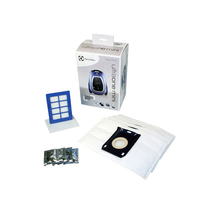 Kit filtri e sacchetti aspirapolvere Electrolux Ultra One Mini UMORIGIN ES01VP 9001670182