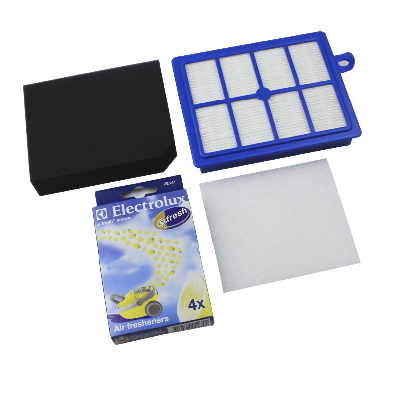 Kit filtri Electrolux UltraActive UltraPerformer+ profumatori