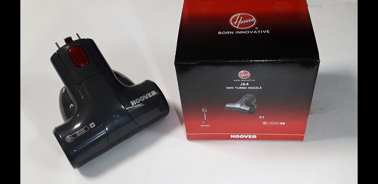 Spazzola mini turbo Hoover Rhapsody e H-Free J64