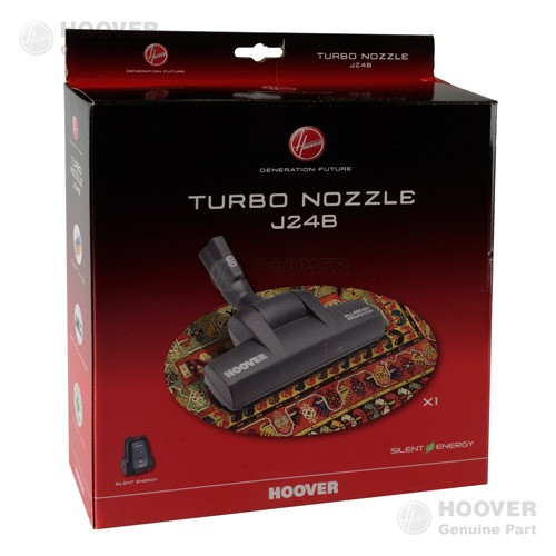 Turbospazzola battitappeto J24B Hoover Silent energy e XARION PRO LATCH FIT